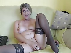 Anal, Mature, Pantyhose, Stockings