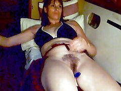 Amateur, Brunette, Hairy, Mature