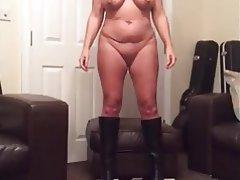 British, Amateur, BDSM, Bondage