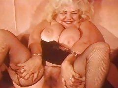 BBW, Big Boobs, Blonde, Mature