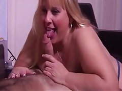 BBW, Big Boobs, Blonde, Mature, MILF