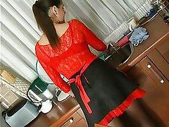 Anal, Mature, MILF, Stockings