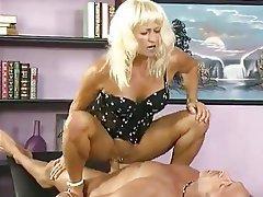 Blonde, Blowjob, German, Mature, Piercing