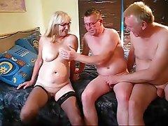 Amateur, Bisexual, Granny, Mature