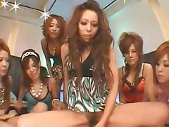 Face Sitting, Femdom, Gangbang, Group Sex