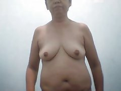 Granny, Mature, MILF, Asian, Webcam