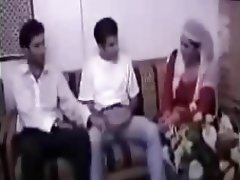 Anal, Arab, Mature, Threesome