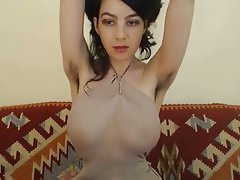 Hairy, Mature, Webcam