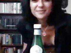 British, Mature, Pornstar, Webcam