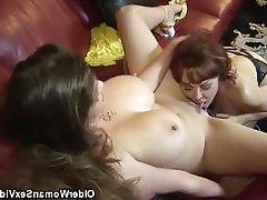 Big Boobs, Lesbian, Mature, MILF