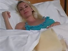 Blonde, Masturbation, Mature, POV