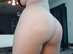 Masturbation, Redhead, Webcam