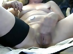 Close Up, Masturbation, Mature